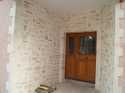 CONSTRUCTION D'UNE MAISON PAILLOLES (VILLENEUVE-SUR-LOT)